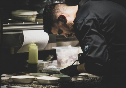 2nd Culinary Artisan Event - Behind the scenes